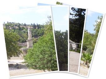 Afficher Agora d'Athènes